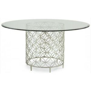 New Showroom Sample Caracole Bubble Up Dining Table Msrp 2 535 Save