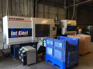 Van Dorn Entelect 165 8 4 0z Only 322 Hours On This Machine