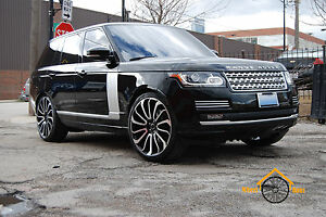 22 New Range Rover Autobiography Factory Edition Wheels Rims Land Hse