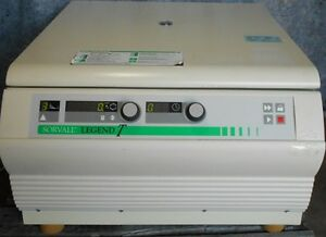 Sorvall Legend T Table Top Centrifuge