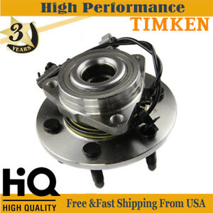 1 Piece Front Timken Wheel Hub Bearing Assembly For Silverado 1500 Sierra 4x4