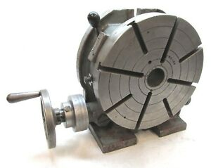 Troyke 12 Horizontal Vertical Rotary Table u 12