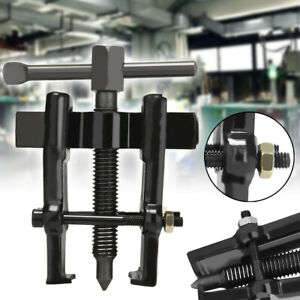 Two Jaw Gear Pulley Bearing Puller Remover Tool 2 Small Leg Mechanics