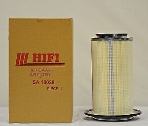 Air Filter Sa18029 For Kobelco Part 72281523 72281613 Case 72281 523