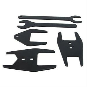 Specialty Tools 5pc Fan Cluth Wrench Set