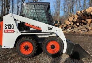 2011 Bobcat S130 With Only 821 Original Hours 2430