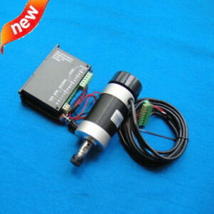 Er11 48v 400w Air cooled Brushless Engraver Spindle Motor W Bldc Motor Control