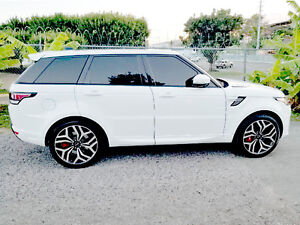 22 Rims For Range Rover Sport Land Rover Discovery