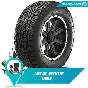 Local Pickup 121 118s Tire Nitto Terra Grappler G2 Lt305 55r20 10 1x