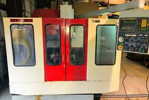 Used Cnc Mill Kiwa 510 Colt Vertical Machining Center Used