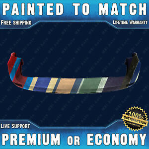 New Painted To Match Rear Bumper Replacement For 2006 2008 Toyota Rav4 Suv 06 08