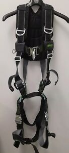 Miller Revolution Full Body Safety Harness With Quick Connectors Large xl