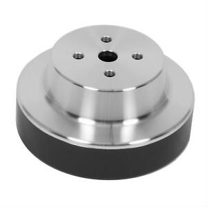 March Performance Aluminum Serpentine Water Pump Pulley 4312
