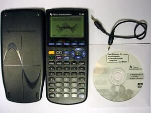 Texas Instruments Ti 89 Graphing Calculator Ti89