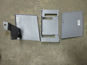 John Deere 330 430 Battery Box Complete Setup Left And Right Panel And Tray
