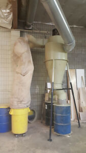 Extrema Dust Collector 10 hp 6 400 Cfm