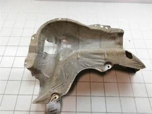 2012 2016 2014 2015 Ford Focus 2 0l Exhaust Pipe Heat Shield Guard Oem 1857