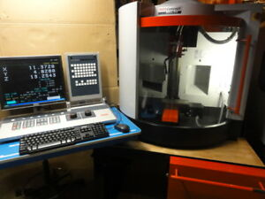 Emco Cnc Mill 55 Concept Milling Machine