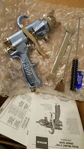 Binks 2100 Spray Gun 2101 4307 9 With 66ss 66sd s Mfg 2017