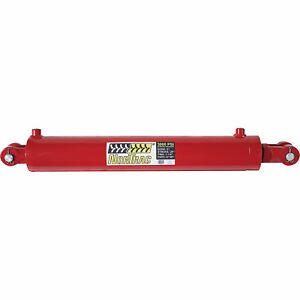 Nortrac Heavy duty Welded Cylinder 3000 Psi 5in Bore 24in Stroke 992229