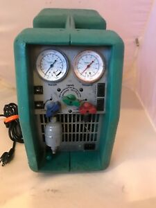 Therma Flo Power Max Oz Refrigerant Recovery System Model 600