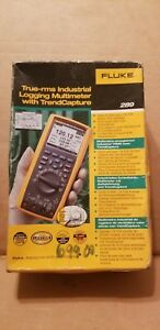 Brand New Fluke 289 True Rms Industrial Data Logging Digital