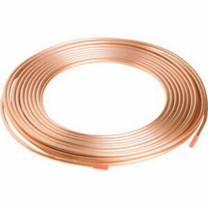 Cerro Flow Products 1 8 X 50 Ft Copper Refrigeration Tubing