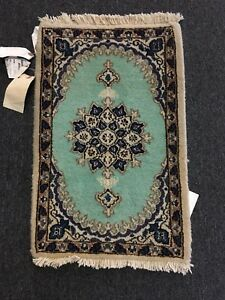 On Sale Great Hand Knotted Persian Naein Naeen Silk Wool Rug Carpet 1 4 X2 1