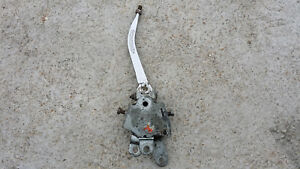 Early Hurst Shifter Competition 1957 58 59 60 61 62 Chevy Corvette T10 4 speed