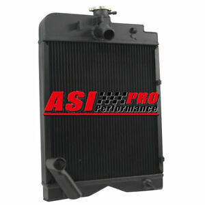 Tractor Radiator For Massey Ferguson Tea20 Te20 To20 To30 To35 Gas 35 202 Us Pro
