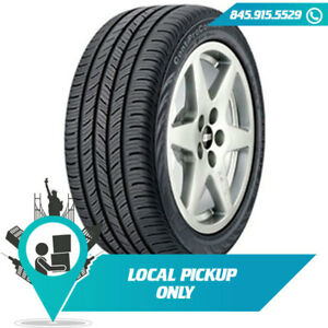 Local Pickup 99h Tire Continental Conti Pro Contact 245 45r17xl Set Of 2x