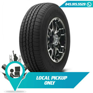 Local Pickup 104t Tire Continental Contitrac Owl P235 70r16 Set Of 2x