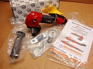 New Chicago Pneumatic Cp3450 12ac4 Industrial 4 Air Angle Grinder 12000rpm