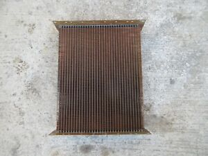 John Deere 60 620 630 Radiator Core New