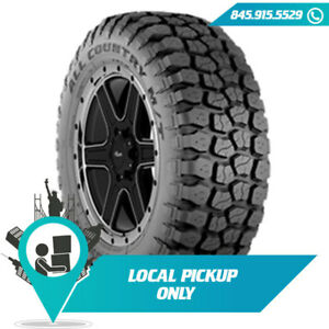Local Pickup 123 120q Tire Ironman All Country M t Owl Lt265 75r16 10 Set Of 2x