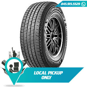 Local Pickup 112t Tire Kumho Crugen Ht51 265 70r16 Set Of 2x