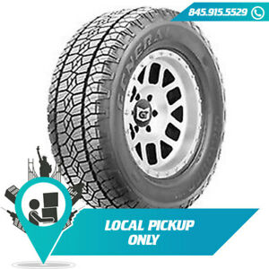 Local Pickup 116t Tire General Grabber Apt Owl 265 75r16 Set Of 2x