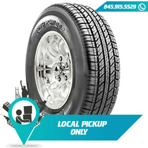 Local Pickup 112s Tire Ironman Rb Suv Owl 265 70r16 Set Of 2x