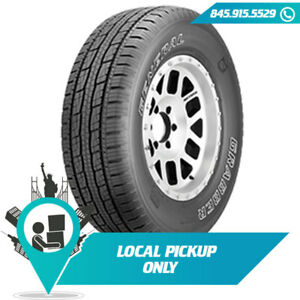 Local Pickup 123 120r Tire General Grabber Hts60 Owl Lt265 75r16 10 Set Of 2x