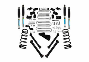 Super Lift 4 Inch Lift Kit K965b For 2010 2013 Dodge Ram 2500 Diesel