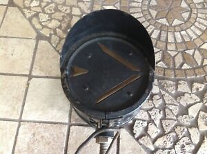 Nos Large Vintage Signal stat 607 Double Arrow Turn Signal Light Old Truck Rare