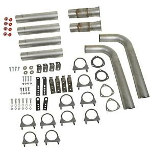 Summit Racing Universal Dual Exhaust Kit 671330