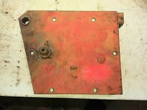 Massey Harris 44 Tractor Left Brake Band Cover Complete Assembly Part