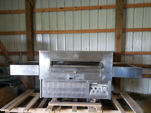 Middleby Marshall Js 300 Pizza Conveyor Oven Tested Natural Gas