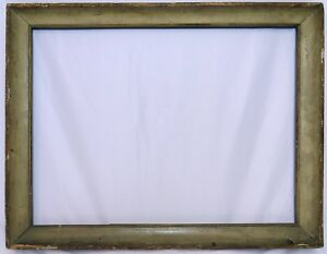 Early American 18 19th Century Hudson River Cove Picture Frame