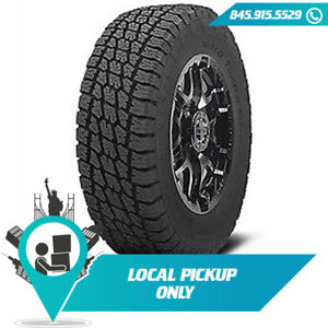 Local Pickup 112s Tire Nitto Terra Grappler 265 70r16 Set Of 2x