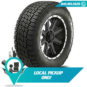Local Pickup 116s Tire Nitto Terra Grappler G2 305 55r20xl Set Of 2x