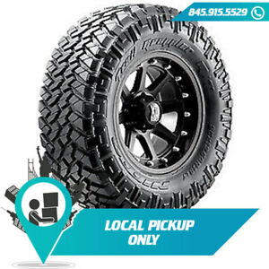 Local Pickup 120q Tire Nitto Trail Grappler M T 33x12 50r17 10 Set Of 2x