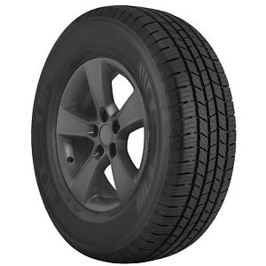 2 New Multi mile Wild Country Hrt 245 65r17 107t A s All Season Tires