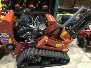 Ditch Witch New 2018 Never Used 36lnch Bar C 24x Trencher